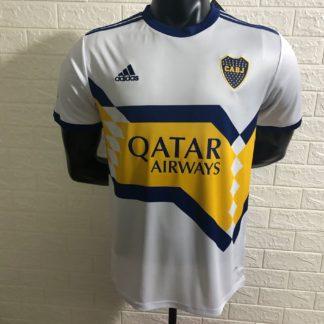 Escultura Barón notificación  Camisa Adidas Boca Juniors 2 - 2020/2021 - Branca - Loja Eskanteio